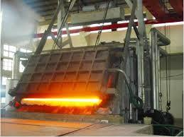 Aluminum Melting And Reverberatory Furnaces