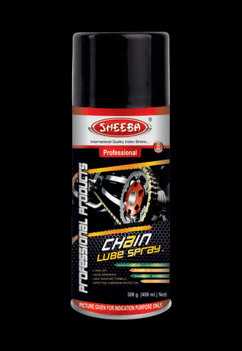 Chain Lube Spray