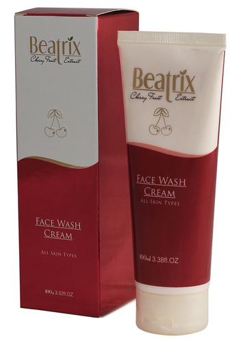 Cherry Fruit Extract Face Wash