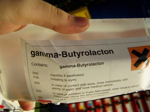 Gamma Butyrolactone Gbl