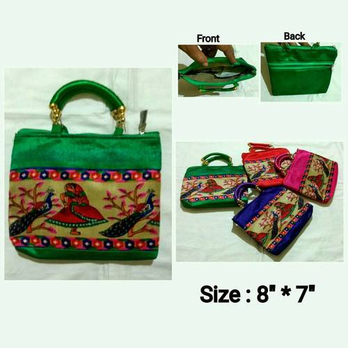 Green Hand Bags