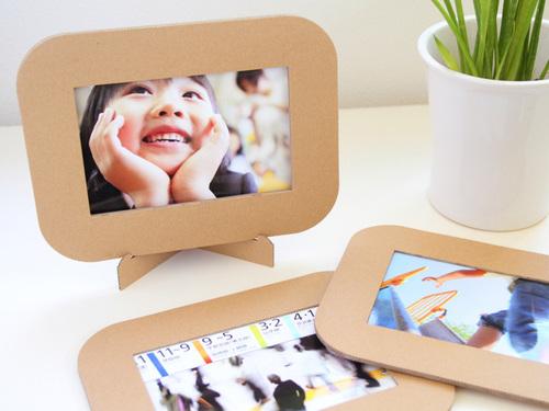 High Quality Handmade Paper Photo Frame