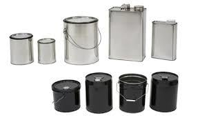 Metal Paint Cans