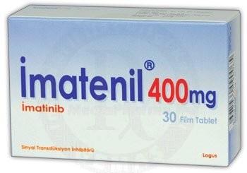 Imatenil 400 Mg 30 Tablets