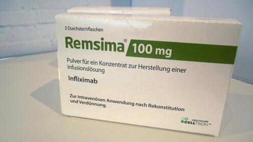 Remsima 100 Mg -1- Vial