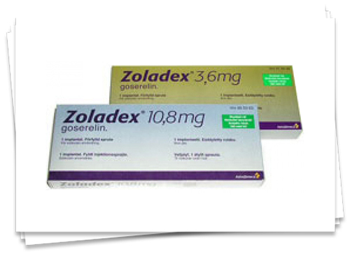 Zoladex 3. 6 Mg Injection