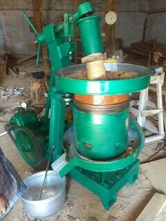 Food Oil Making Machines