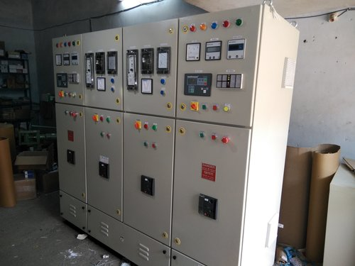 Dg Synchronisation And Load Sharing Panels