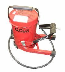 High Pressure Foot Operated Grease Gun