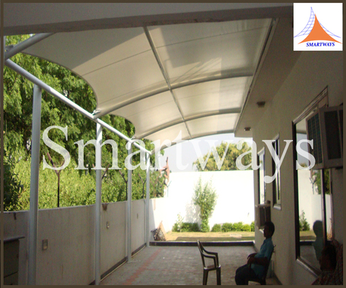 Customized Walkway Covering Structures