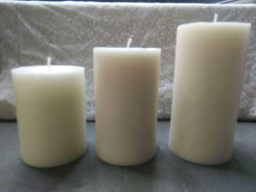 Durable Pillar Candles