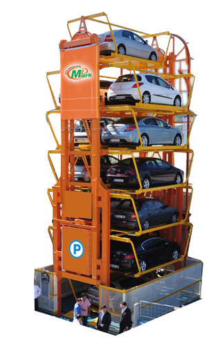 Roto Car Parking System