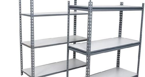 Adjustable Slotted Angle Racks at Best Price in Mumbai