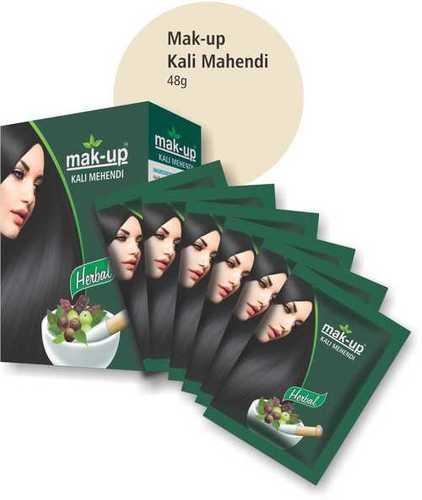 Black Henna Hair Colour (Kali Mahendi)