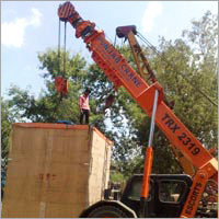 Escorts TRX-2319 Crane Rental Services