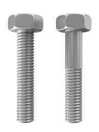 Hastelloy C 276 Hex Bolts