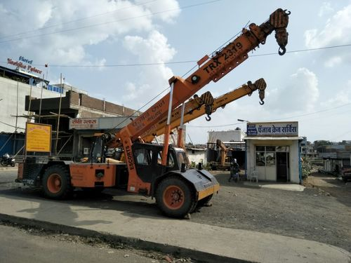 Heavy Crane Rental Services