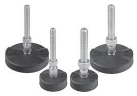 High Tensile Leveling Bolts