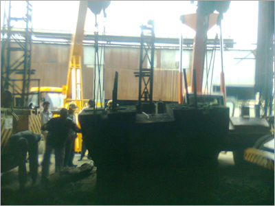Industrial Equipment Erection Services