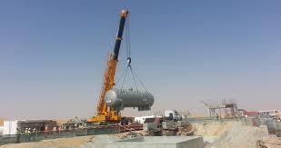 Industrial Plant Erection Services
