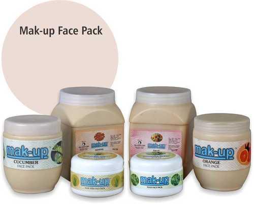Mak-Up Face Pack