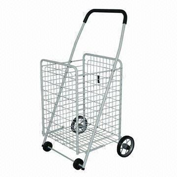 Metal Shopping Cart in  4-Sector - Bawana