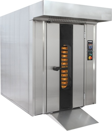 Industrial Rotary Rack Oven