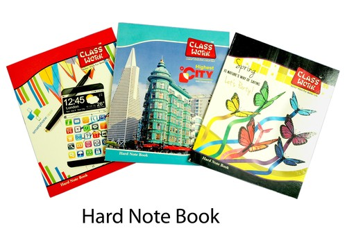 Mini Hard Note Book