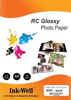 RC Glossy Paper