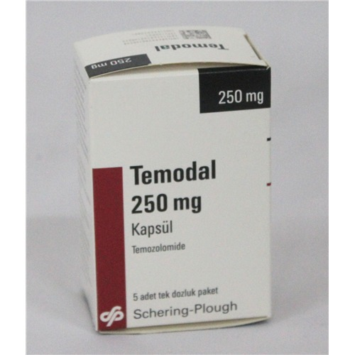 Temodal 250 Mg Capsules