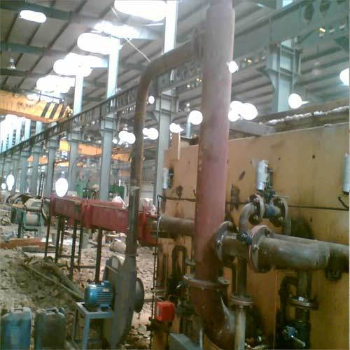 Stand Annealing (Continuous SS Wire Annealing)