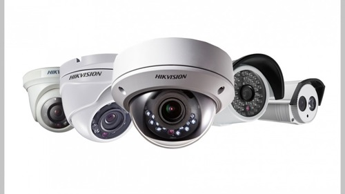 Hikvision CCTV Camera at Best Price in Ghaziabad, Uttar