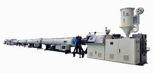 Pp Pipe Extrusion Line
