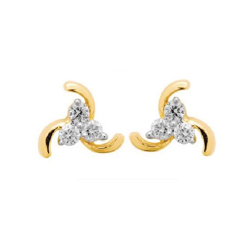 e809425268cdc Designer Gold Earrings In Surat, Gujarat - Dealers & Traders