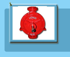 Semi Rotary Wing Type Double Acting Pump Model - Vsr