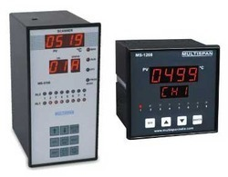 Temperature Scanner And Data Logger