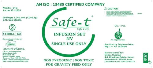 Safe - T Life Care - Mantri Pharma, No  4-4-223, Inderbagh