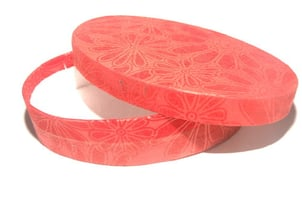 Fancy Handmade Paper round Boxes