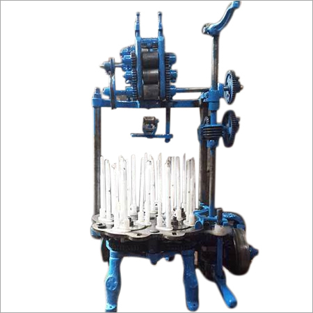 Rope Braiding Machine in  Wazirpur Indl. Area
