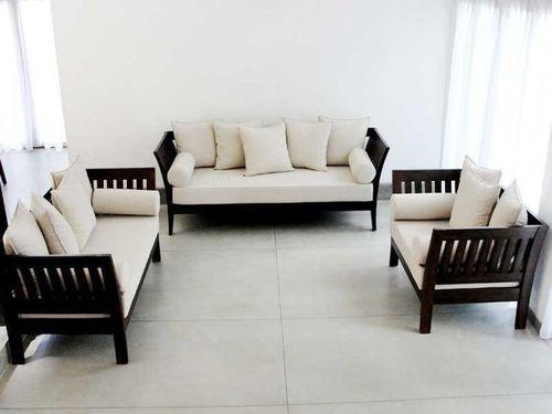 Wooden Sofa Set At Best Price In Jodhpur, Rajasthan | KGN ART EXPORTERS