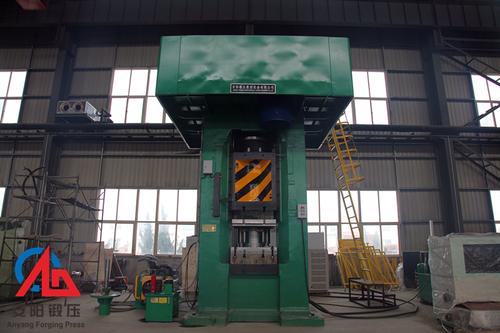 CNC Mechanical Electric Screw Press For Precision Closed Die Forging