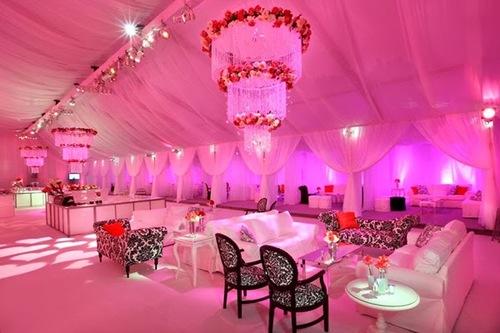 Decorative Wedding Tents