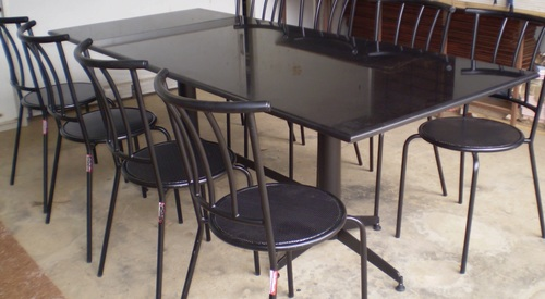 Canteen Table And Chair Set
