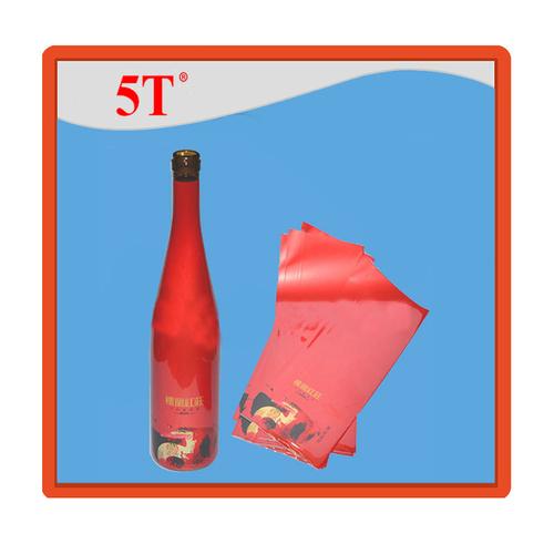 Glass Bottle Shrink Sleeves