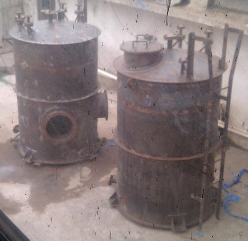 Mild Steel ML Partition Storage Tank Capacity 2.0 KL in  New Area
