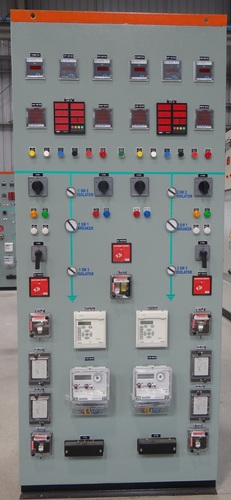 11KV Control and Relay Panel