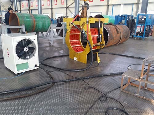 Advanced Pipe Induction Heater
