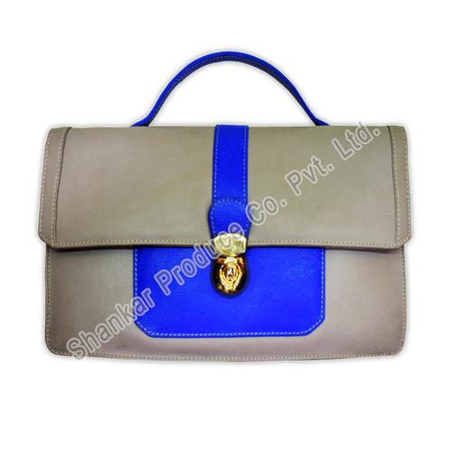 Fashionable Ladies Genuine Leather Handbags