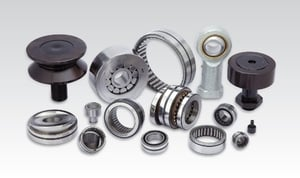Track Rollers and Combined Bearings