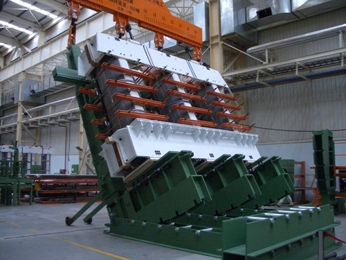 Transformer Core Stacking Table in  Cangzhou Industrial Zone